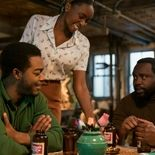 photo, Stephan James, KiKi Layne, Brian Tyree Henry