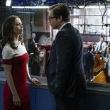 photo, Eliza Dushku, Michael Weatherly