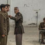 Photo Christopher Abbott, Pico Alexander, Lewis Pullman, George Clooney