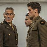 Photo George Clooney, Christopher Abbott, Pico Alexander