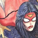 photo spider-woman