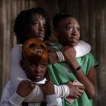 photo, Lupita Nyong'o, Shahadi Wright Joseph