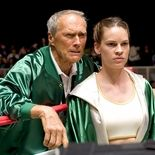 photo, Hilary Swank, Clint Eastwood