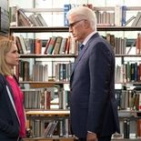 Photo Kristen Bell, Ted Danson