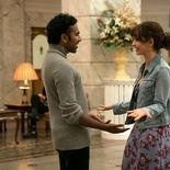 Photo Himesh Patel, Lily James