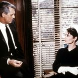 photo, Audrey Hepburn, Cary Grant