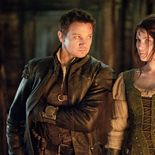 photo, Jeremy Renner, Gemma Arterton