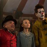 photo, Colin Farrell, Danny DeVito, Nico Parker