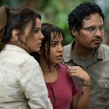 photo, Isabela Moner, Michael Peña, Eva Longoria
