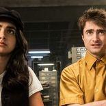 photo, Daniel Radcliffe, Geraldine Viswanathan