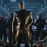 photo, Dwayne Johnson, Jason Statham, Idris Elba