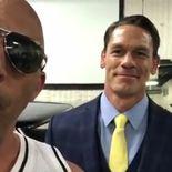 photo, Vin Diesel, John Cena