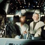 photo, Star Wars : Episode IV - Un nouvel espoir, Alec Guinness, Mark Hamill, Harrison Ford