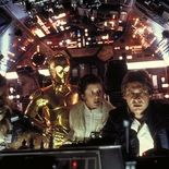 photo, Star Wars : Épisode V - L'Empire contre-attaque, Harrison Ford, Carrie Fisher