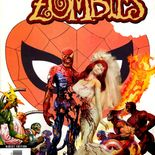 comics Marvel Zombies