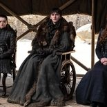 photo, Maisie Williams, Sophie Turner, Isaac Hempstead Wright