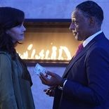 photo, Giancarlo Esposito, Carla Gugino