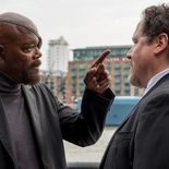 photo, Samuel L. Jackson, Jon Favreau
