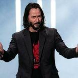 photo Keanu Reeves E3