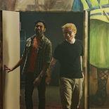 photo, Ed Sheeran, Himesh Patel