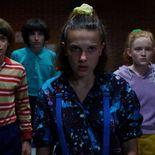 photo, Millie Bobby Brown, Sadie Sink, Noah Schnapp