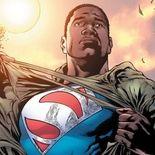 photo Black Superman