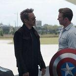 photo, Robert Downey Jr., Chris Evans