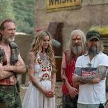 photo, Sheri Moon Zombie, Rob Zombie, Sid Haig, Bill Moseley, Richard Brake