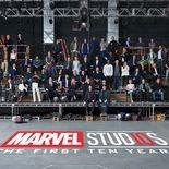 10 ans Marvel