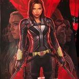 photo Affiche Black Widow