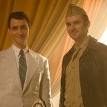 photo, Harry Lloyd, Dan Stevens