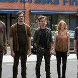 photo, Bill Hader, James Ransone, Jessica Chastain, Isaiah Mustafa, James McAvoy