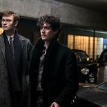 photo, Aneurin Barnard, Ansel Elgort