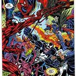 Comics Spider-Man Carnage Venom Morbius, Morbius
