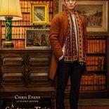 Affiche Chris Evans