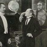 photo, Bela Lugosi, Joseph Cawthorn, Frederick Peters