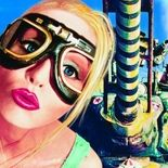 photo Tank Girl