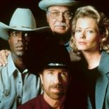 photo, Chuck Norris, Sheree J. Wilson, Clarence Gilyard Jr., Noble Willingham
