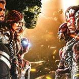photo Marvel vs DC