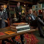 photo, Noah Segan, Daniel Craig, Lakeith Stanfield