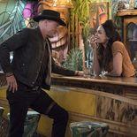 photo, Woody Harrelson, Rosario Dawson