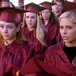 photo, Sarah Michelle Gellar, Buffy contre les vampires Saison 3, Alyson Hannigan