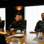 photo, Kate Mara, Miles Teller, Michael B. Jordan