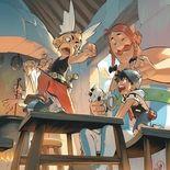 Hommage à Asterix , Tony Valente