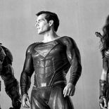 photo, Ben Affleck, Henry Cavill, Gal Gadot