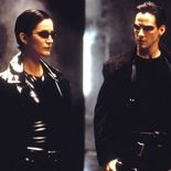 photo, Carrie-Anne Moss, Keanu Reeves