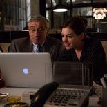 photo, Anne Hathaway, Robert De Niro