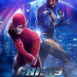 photo, The Flash, Black Lightning