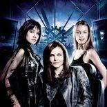 photo, Ashley Scott, Dina Meyer, Rachel Skarsten