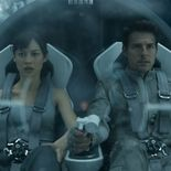 photo, Tom Cruise, Olga Kurylenko